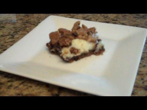 Chocolate Chip Cream Cheese Bars - Lynn's Recipes