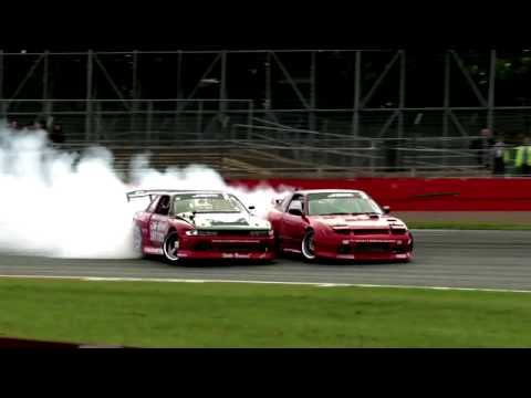 JDM AllStars - Wembley Drift - The Drifting Motorsport Show!