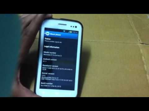 Micromax Canvas A110 Jelly bean review