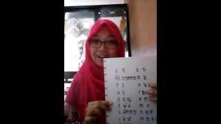 belajar bahasa thai 1 - konsonan ( 20 suara dalam konsonan )