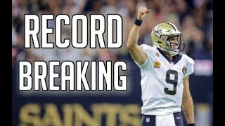 "NFL Best ""Record Breaking"" Plays 