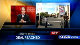 What is the future of Raley's supermarkets?