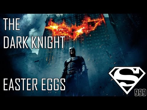 The Dark Knight: Hidden Easter Eggs & Secrets