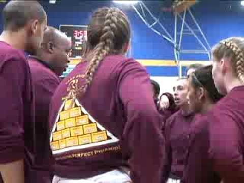 VICTOR VALLEY COLLEGE LADY RAMS BASKETBALL HIGHLIGHTS