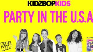 Kidz bop kids song Party in the U.S.A