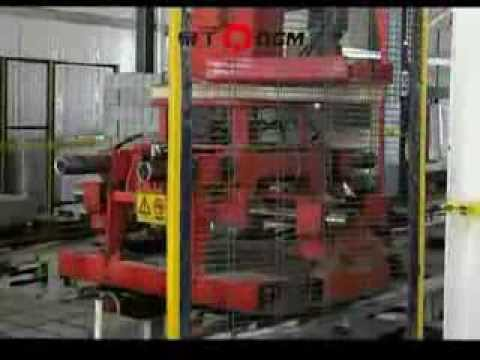 T10 Fully Automatic Block Production Line,T10 bloquera totalmente automatica