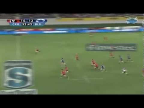 Blues v Crusaders | Rd.1 Super Rugby 2012