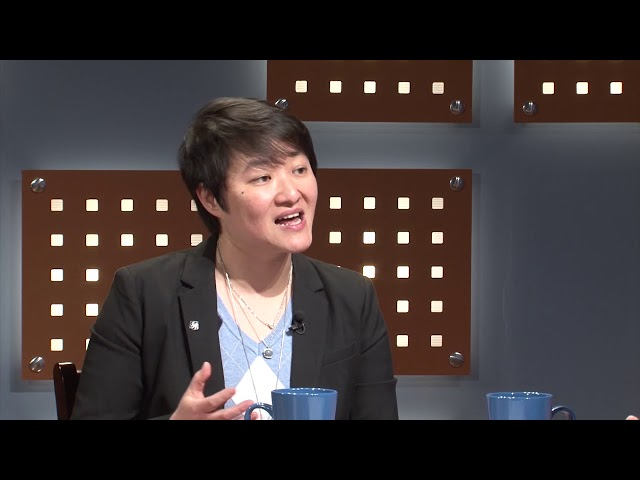 """""""Out of the Blue"""" with Nicky Wu, Tourism, Hospitality Management (April 2019)"""