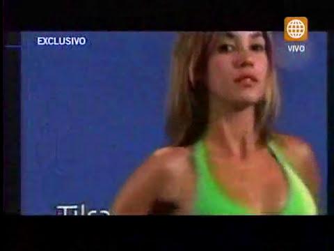 Así lucían Tilsa Lozano, Andrés Wiese y Melissa Loza en sus inicios en la televisión