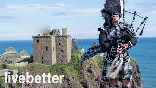 Download Lagu Scottish Music Instrumental: Traditional Music From Scotland Bagpipe Gratis STAFABAND