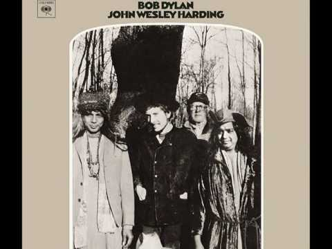 Bob Dylan - John Wesley Harding - Cover.mp4 Video
