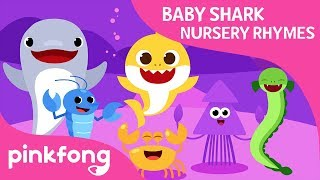 What Do You See? | Baby Shark Nursery Rhyme | Pinkfong Songs for Children