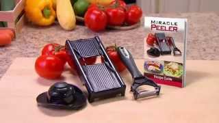 The Official Miracle Peeler Commercial
