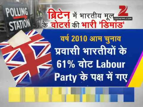 DNA: British-Indian votes, game changer for UK general election
