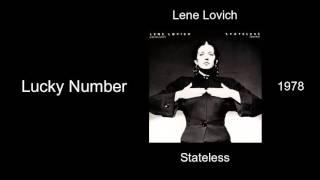 Lene Lovich - Lucky Number - Stateless [1978]