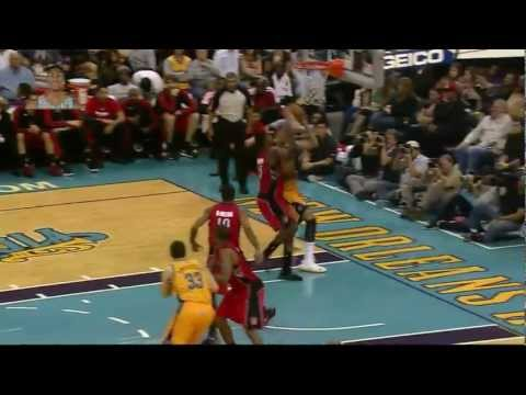 Anthony Davis 25 points - Highlights vs Toronto Raptors 12/28/2012 - [HD]