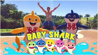 BABY SHARK DANCE REMIX CHALLENGE