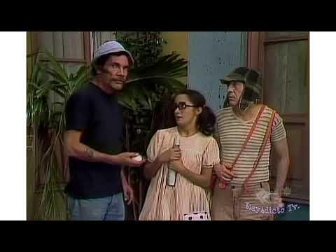 EL CHAVO DEL 8 ( La Casa de la Bruja del 71 1975 ) 1 de 2