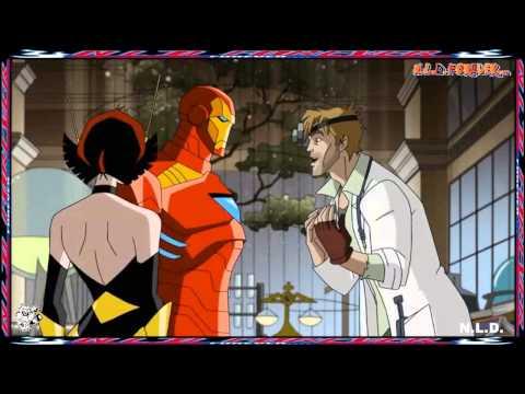 Los Vengadores Los heroes mas poderosos del planeta episodio 44  parte 1