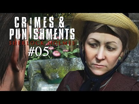 Let's Play Sherlock Holmes: Crimes & Punishments #05 - Chemische Analyse