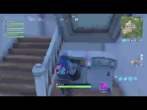 Fortnite Famas adding into the game. Solo DUBS.