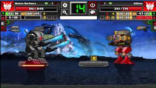 Super Mechs Wins Battle #2