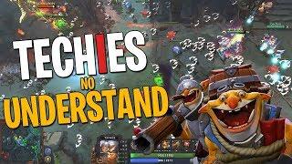 Techies No Understand - DotA 2 Full Match