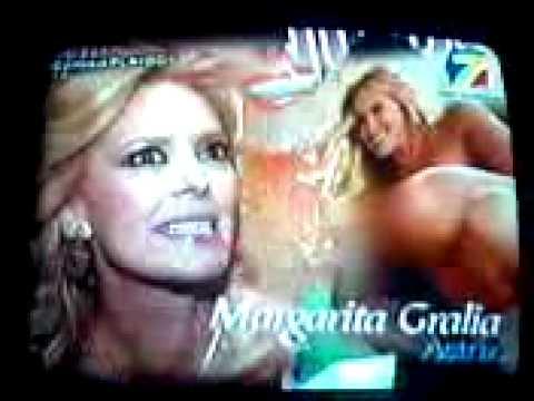 Margarita Gralia : Famosas al Desnudo