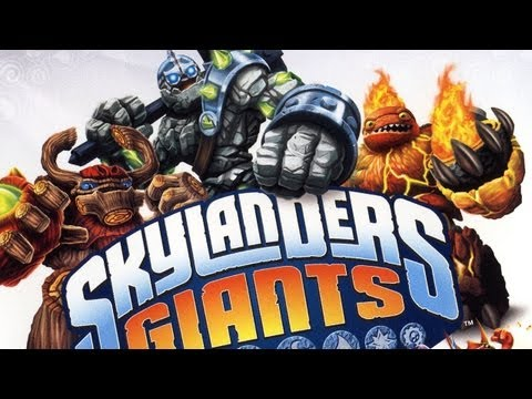 Classic Game Room - SKYLANDERS GIANTS review part 1