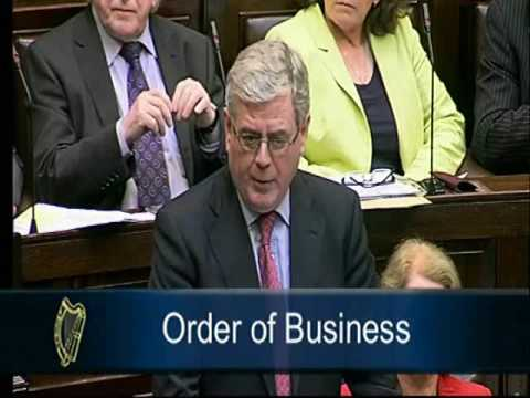 Eamon Gilmore TD speaking on the report issued by the Commission to Inquire into Child Abuse