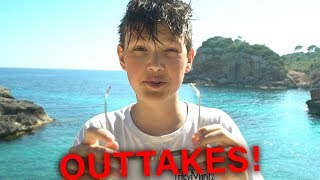 DICKE KLIPPEN Musikvideo - Outtakes/FAILS!