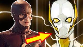 Who issd? - The Flash Season 3
