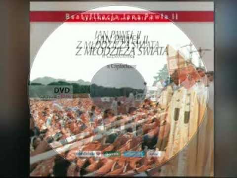 Film DVD: Jan Paweł II Z Młodzieżą świata W Częstochowie. Jasna Góra 14-15 VIII 1991