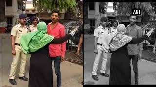Watch: Rape victim's mother thrashes accused in police custody