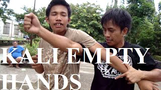 Download KALI EMPTY HANDS / FILIPINO BOXING : Rapido Realismo Kali Manila 3Gp Mp4