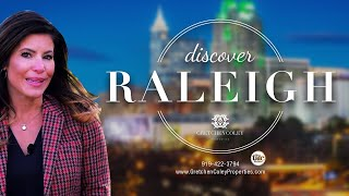 Discover Raleigh, NC