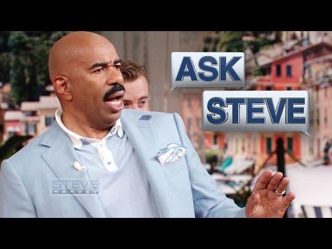 Ask Steve: Angelina Jolie, Jennifer Lopez and Beyoncé || STEVE HARVEY