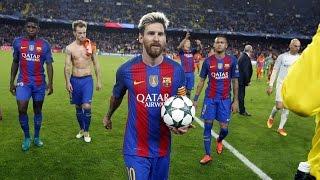 Lionel Messi's hattrick vs Mancity, HD, 19\10\2016.