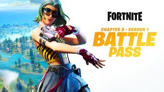 Fortnite Chapter 2 - Season 1 | Battle Pass Gameplay Trailer
