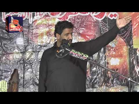 Zakir Nusrat Abbas Chandio | Jalsa Narowali Gujrat | 10 November 2018 ( www.Gujratazadari.com )