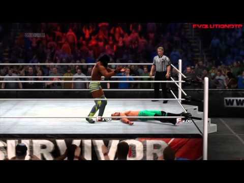 WWE 2K14: Hollywood Hulk Hogan. Shawn Michaels Retro & OMG Moments  #1