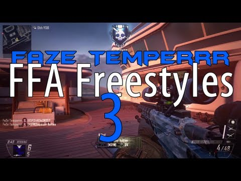FaZe Temperrr's FFA Freestyles! - Episode 3