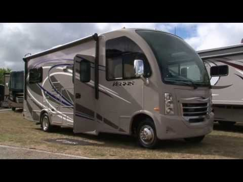 Motorhome Reviews: New Axis Motorhomes by Thor Motorcoach (Vegas RUV / Class A RV)