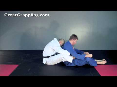 Back Control Submission Armbar .mov Image 1