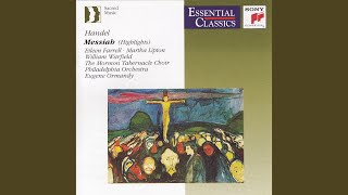 Messiah Hwv 56 No 9 Air And Chorus O Thou That Tellest Good Tidings To Zion Contralto And