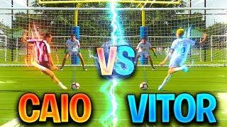 QUEM GANHAR PEGA O COACH NO PÊNALTI PROFISSIONAL! (CAIO LO vs VITOR LO)
