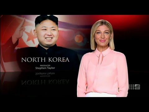 60 Minutes (on North Korea) Nine Brisbane 2015 05 24 20 28 00