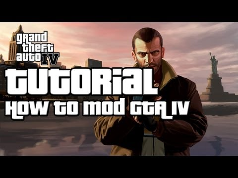 [Tutorial] How To Mod GTA IV w/Jailbroken Ps3