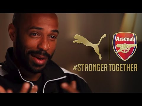 Thierry Henry on Being An Arsenal Fan