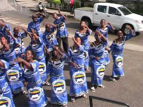 Simu ya Mkononi - Kwaya ya Watakatifu Mashahidi wa Uganda SINGIDA